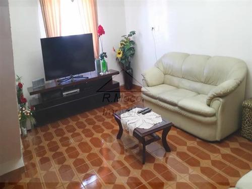 Sobrado - 4 Casas -  Bom Para Renda - Vila Dalila - 355