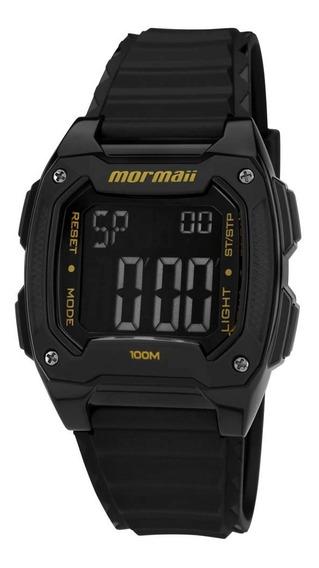 Relógio Masculino Mormaii Acqua Mo11516b/8y Loja Autorizada!