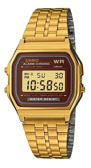 Relógio Casio Vintage Unissex Digital A159wgea-5df