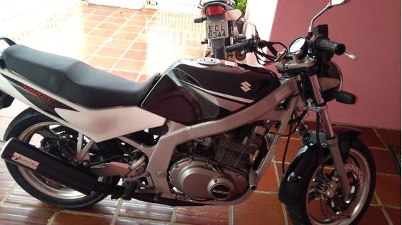 Suzuki Gs 500e Linda - Isento De Ipva