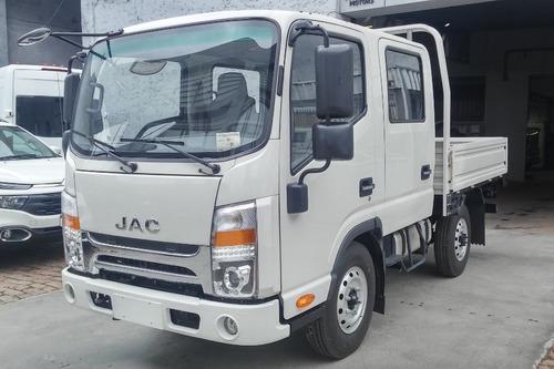 Jac 1035 Doble Cabina - Precio Leasing 2021 0km