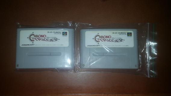 2 Chrono Trigger Original Super Famicom