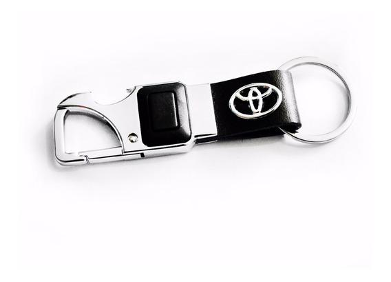Chaveiro Toyota Hilux Lanterna Led Abridor De Garrafa Sw4