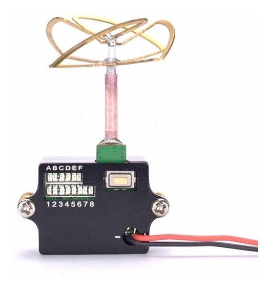 Mini Câmera 5.8ghz 1000tvl 48ch Fpv Transmissor 25mw Drone