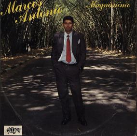 Lp Marcos Antonio - Magnanimo