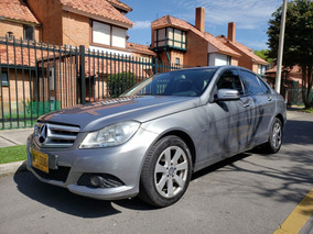 Mercedes Benz Clase C180 Cgi Turbo En Perfectas Condiciones