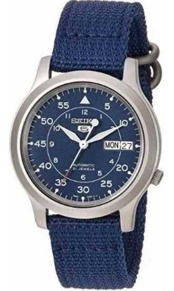 Reloj Seiko 5 Snk 809 (nuevo)