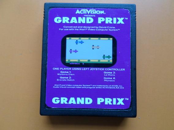 Grand Prix Paralelo Para Atari