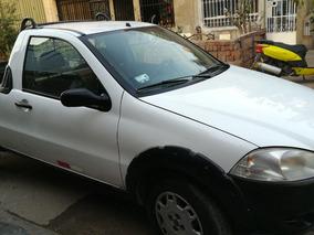 Fiat Strada Camioneta Pick Up Carga Van Toyota Hyundai