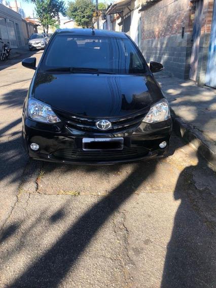 Toyota Etios Hb X 16/17