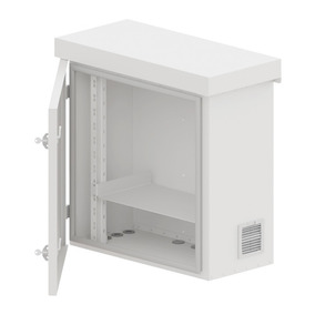Gabinete Outdoor Algcom Go-12-19-30-al-po 60x60x30
