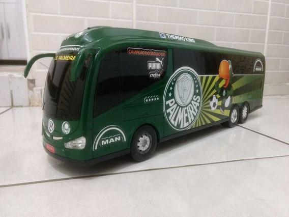 Miniatura Ônibus Palmeiras