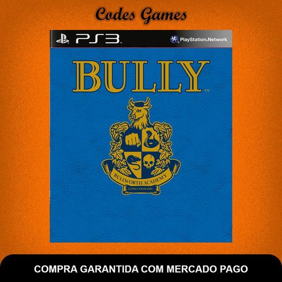 Bully - Ps3 - Pronta Entrega