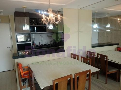 Imagem 1 de 17 de Apartamento, Altos Do Pacaembu, Jardim Tamoio, Jundiaí - Ap11059 - 34642826