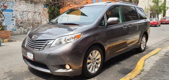 Toyota Sienna 3.5 Xle V6 Qc At 2015