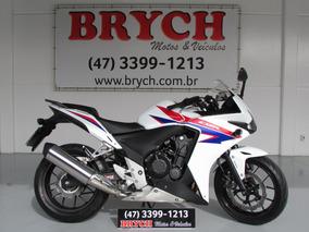 Honda Cbr 500r Abs 13.218km 2014 R$21.800,00