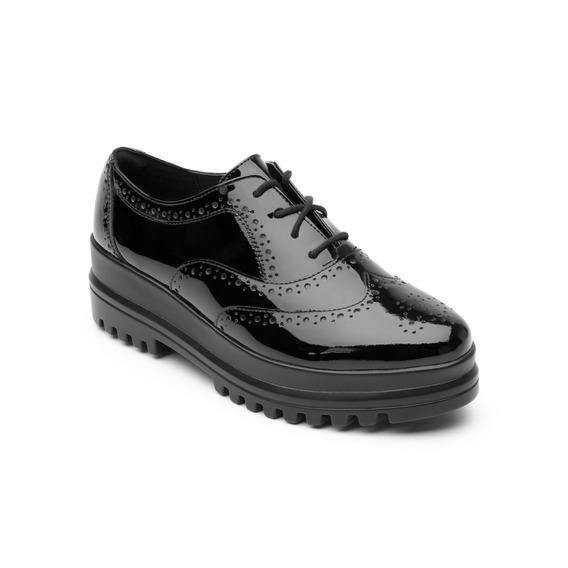 Zapato Casual Flexi Dama 101103 Negro