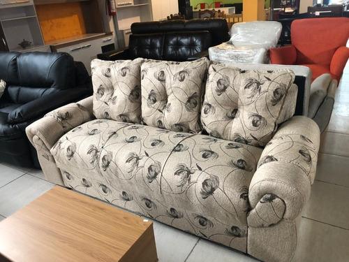 Moderno Juego De Living Sillon Sofa Victoria