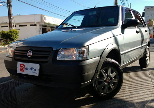 Fiat Mille 1.0 Way Economy Flex 5p