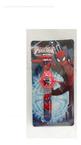 Relógio Digital Homem Aranha