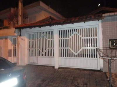 Casa 4 Dorm Alugo Definitivo Forte Boq. Praia Grande