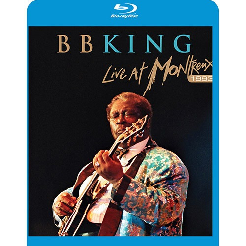 Blu-ray B B King: Live At Montreux 1993 - Original (lacrado)