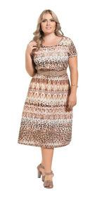 Vestido Evangelico Roupas Plus Size Moda Evangelica Tubinho
