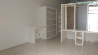 Sala Comercial Mobiliada - Excelente Local - Sl00013 - 33916053