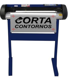 Plotter Corte Directocorel137cm+contorno+metal+5año Moritzu