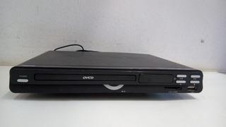 Reproductor Dvd Impex Im-365hd Con Hdmi, Usb, Sd