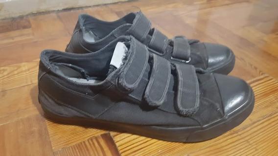 Zapatillas Pony Negra Numero 42 - Buen Estado!