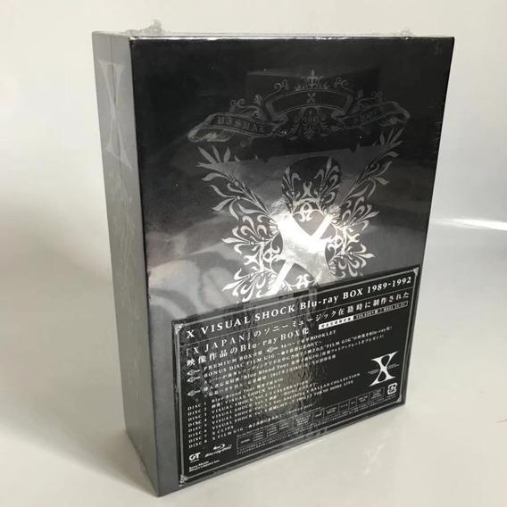 X - Visual Shock Blu-ray Box 1989-1992
