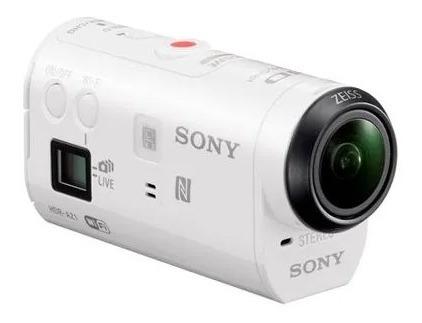 Filmadora Sony Action Hdr-az1vr Novíssima - Completa