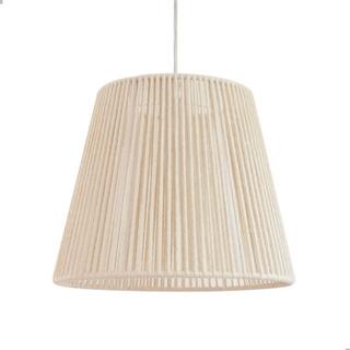 Lámpara Colgante Moderna Hilo Ø 30 Cm Pantalla Cónica