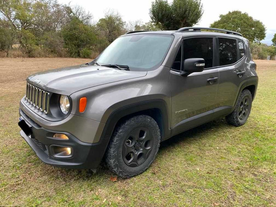 Jeep Renegade 1.8 Sport At Plus 2017