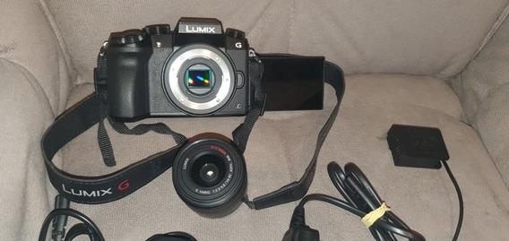 Panasonic Lumix G7 Dmc-g7