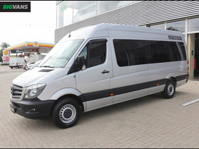 Sprinter 2018 415 Bigvan Executiva Elite 19l Prata (3181)