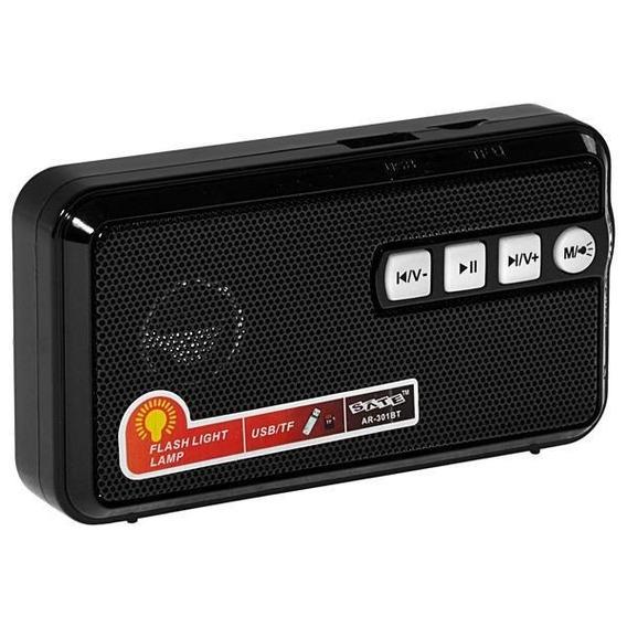 Rádio Portátil Fm Satellite Ar-301bt 1.5 W Com Bluetooth