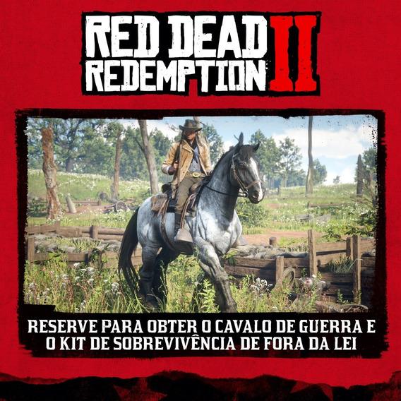 Red Dead Redemption 2: Edição Especial Xbox