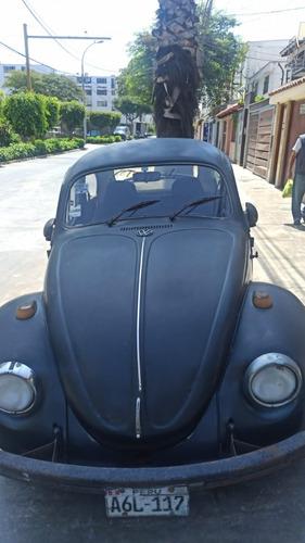 Volkswagen Modelo Clásico Escarabajo
