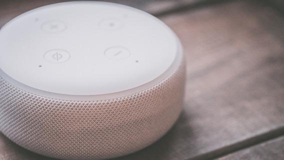 Caixa De Som Amazon Alexa Echo Dot Geracao 3 Lacrada