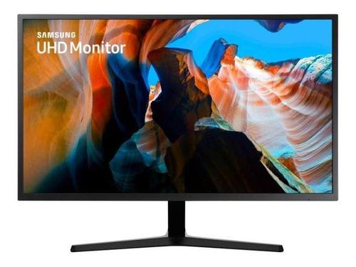 Imagem 1 de 4 de Monitor Samsung 31,5 Polegadas Uhd Freesync Preto Bivolt