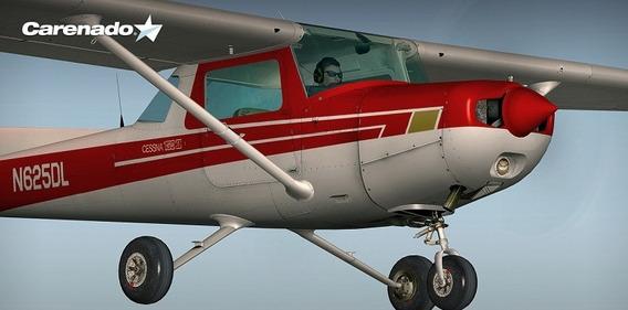 Carenado Cessna 152 Para X-plane 11