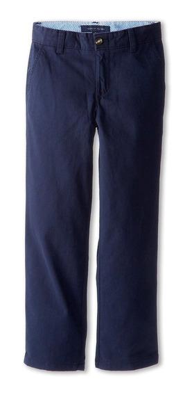 Pantalón Azul Marino Marca Tommy Hilfiger Talla 8