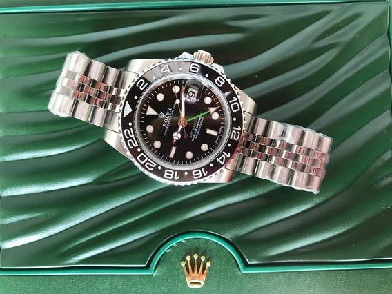 Relógio Rolex Gmt Master Il Automático