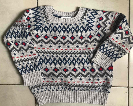 Sweater Pullover Bebé Old Navy Talle 2