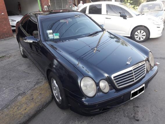 Mercedez Benz Clk 320 2000 Autom Impecabl $640000 Y Cuot Fij