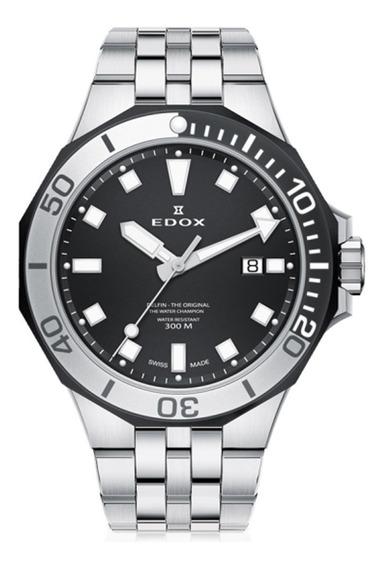Reloj Edox Delfin Ed53015357nm Ghiberti