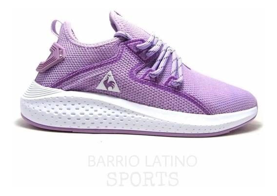 Zapatillas Deportivas Blush Purple Lila Viole Le Coq Sportif