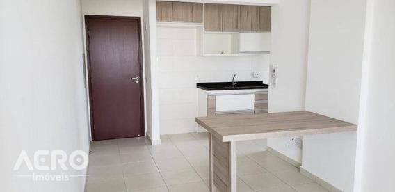 Apartamento Com 2 Dormitórios À Venda, 51 M² Por R$ 212.000 - Jardim Marambá - Bauru/sp - Ap1495